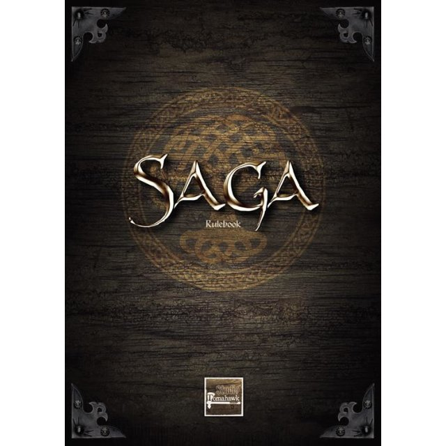 Saga 2 Rulebook - English
