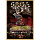 Anglo Dane Warband 6 Point - 41 Foot Figures