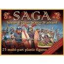 SAGA Plastic Saxon (Anglo Dane) Starter (4 Punktet)