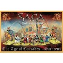 SAGA Plastic Saracen Starter Warband (4 Punkte)